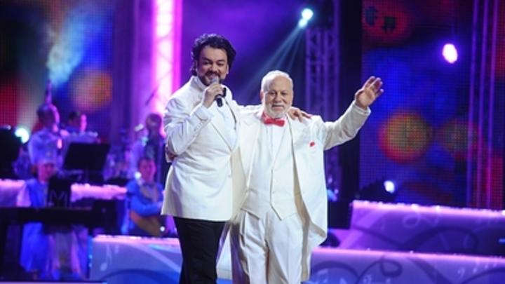 Филипп не говорил об этом: Отец Киркорова от Царьграда узнал о подготовке теракта на концерте сына в Дагестане