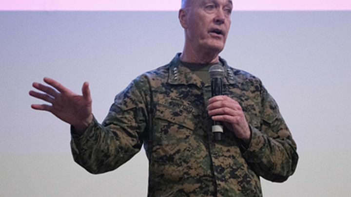 ВПентагоне сообщили  онеобходимости политики превентивного ядерного удара