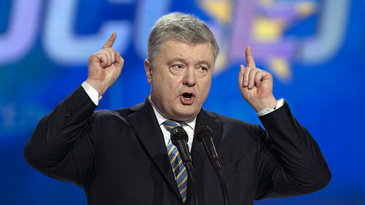 Сразу же после президентских выборов: Порошенко рассказал, когда вернёт Крым