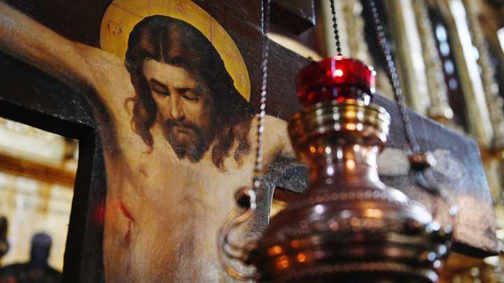 Преподобный Ефрем Сирин: Пост не допускает злопамятства