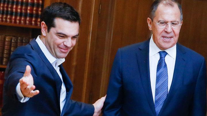 Россия и Греция строят планы на будущее