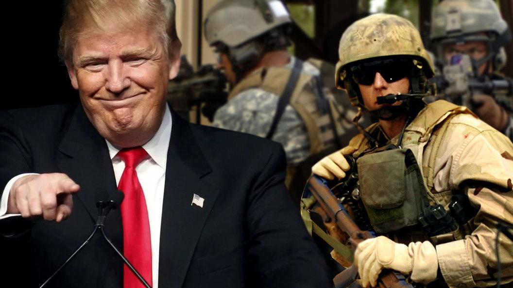 Армия США против Хиллари Клинтон