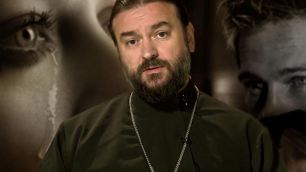 Андрей Ткачев: Слезы смывают всякий грех