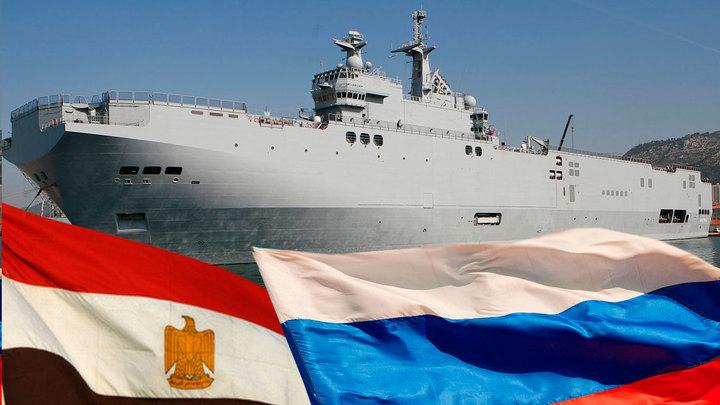 Египет присоединяется к России в Сирии