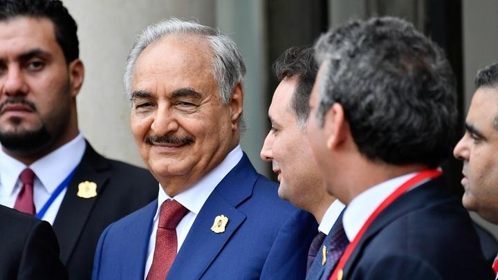 Силы Хафтара остановились под Триполи, потеряв 60 автомобилей и 150 человек пленными