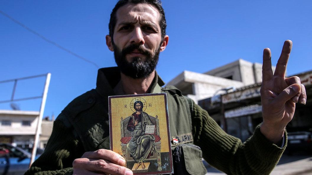 Сирия: Бармалеев в Алеппо не пустили