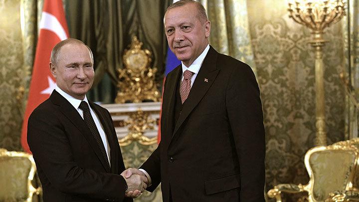 Турецкие СМИ не обратили внимания навстречу Эрдогана с Путиным. А зря