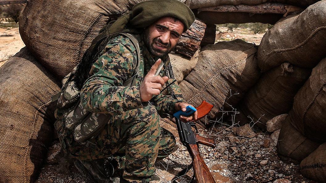 Наступление на Ракку: Освободителей никто не ждет