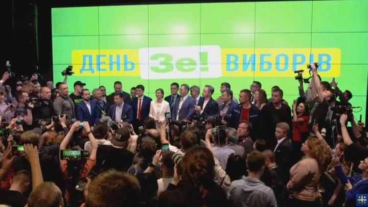 Сказал, пока не президент: Зеленский дал совет жителям постсоветского пространства, увидев свои 73%