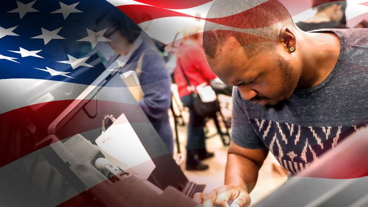Выборы в США: Онлайн-трансляция