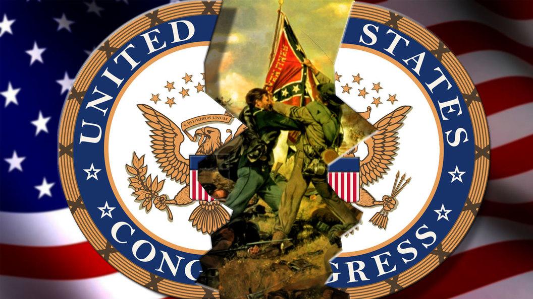 США на пороге новой гражданской войны