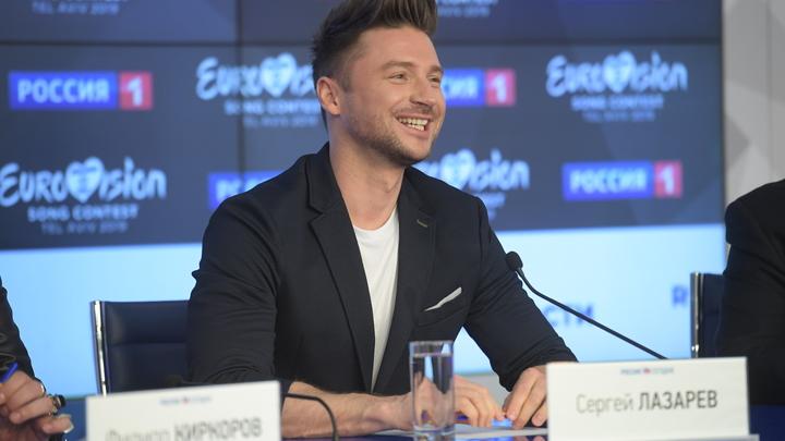 Впереди две сложнейшие недели: Улетевшего на Евровидение-2019 Лазарева поддержали фанаты и звезды