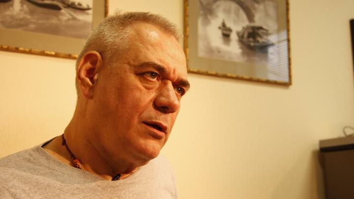 Я сейчас не могу найти слов, которых он достоин: Киселев - о Сергее Доренко