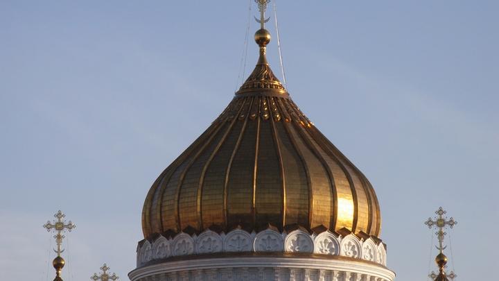 Минобороны Казахстана внесло денежный вклад в строительство главного храма ВС России
