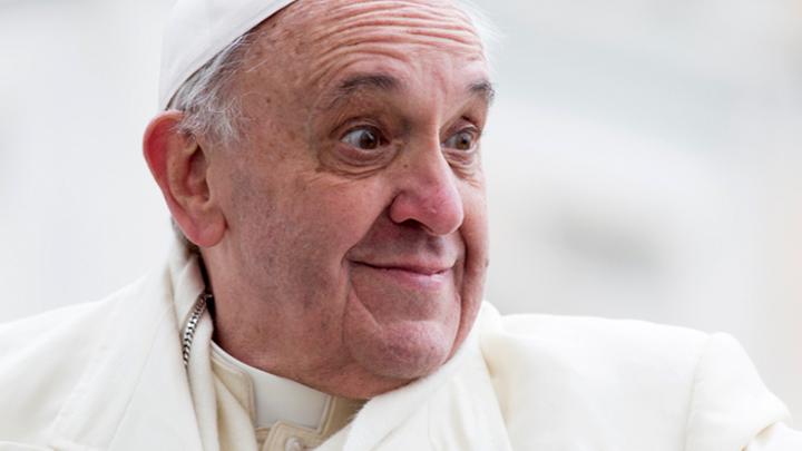 Папомания, или Почему римский папа нам не отец
