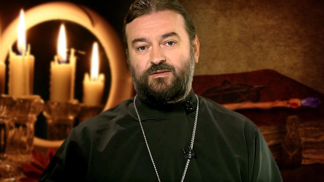 Андрей Ткачев: Магия – это смертный грех