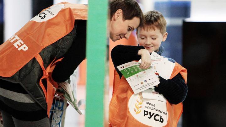 Одиноким предоставляется корзина еды: В Москве стартует благотворительный марафон в пользу стариков
