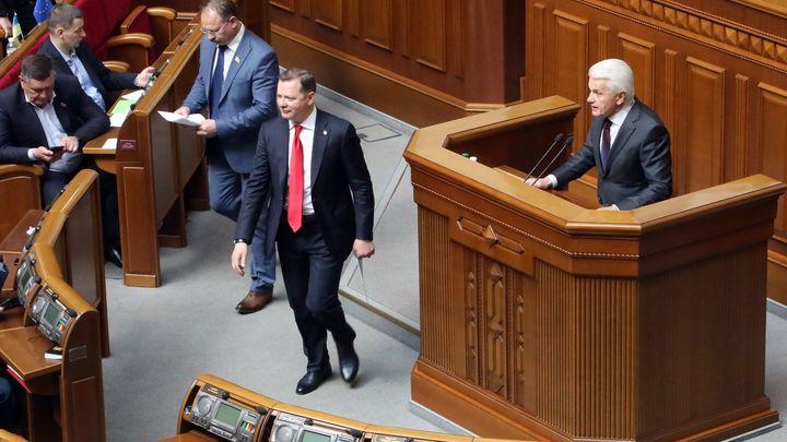 К Зеленскому не пустили украинского депутата, пытавшегося делить украинцев по языку