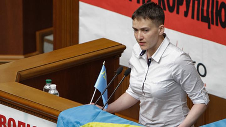 Савченко назвала тех, кто запугал депутатов и президентов Украины: Впечатление, что их уже приговорили к расстрелу