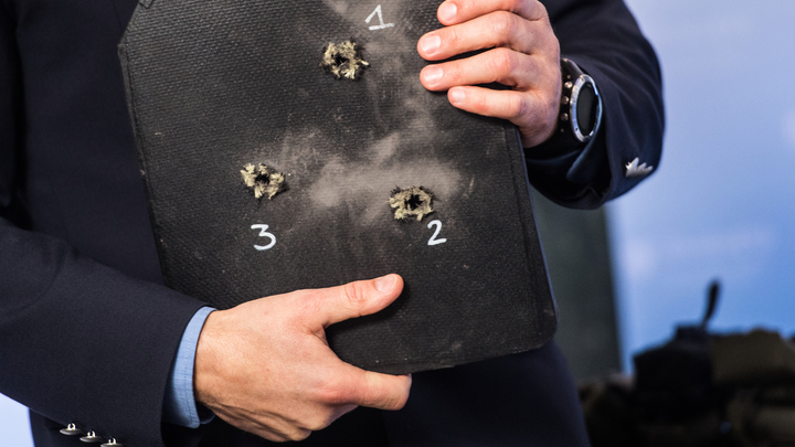 Лёгкая и прочная: В России изобрели броню, способную устоять перед пулями 14,5 мм калибра