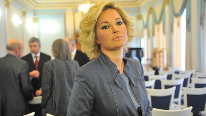 Максакова перешла на сторону Бастрыкина: Вдова убитого Вороненкова окончательно разрушила версию Украины о руке Кремля