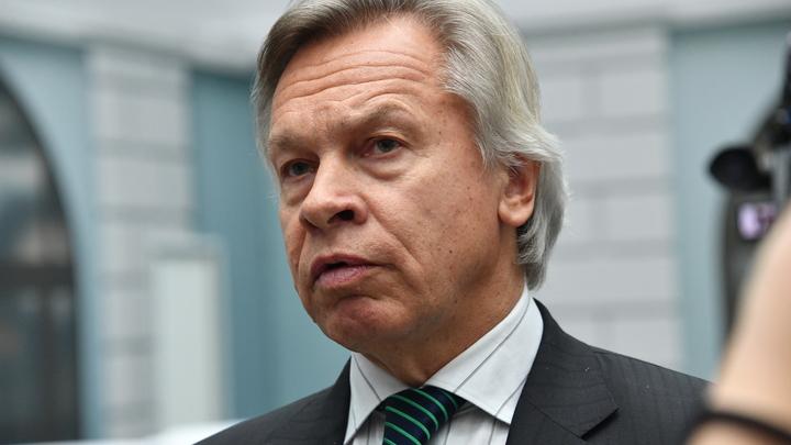 Лучше Россия, чем Борис Джонсон на танке НАТО: Пушков соблазняет Эстонию выгодами от соседства