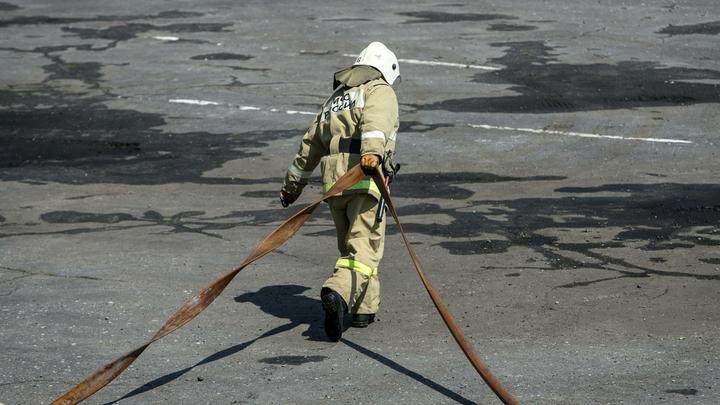На заводе по производству взрывчатки в Нижегородской области прогремели взрывы - видео