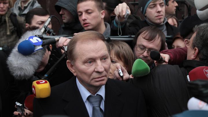 Игра престолов по-украински: Зеленский против кума Путина, Кучма устал быть китайским болванчиком