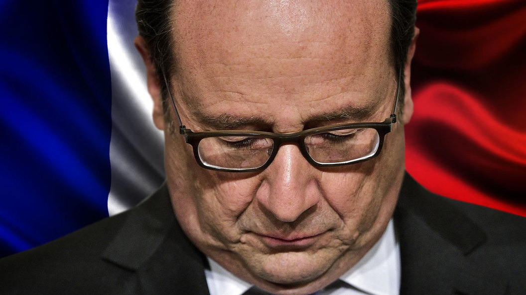 Франсуа Олланд: президент, которого нет