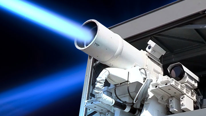 Нанесёт удар прямо с орбиты: Самое страшное оружие будущего - боевой гразер