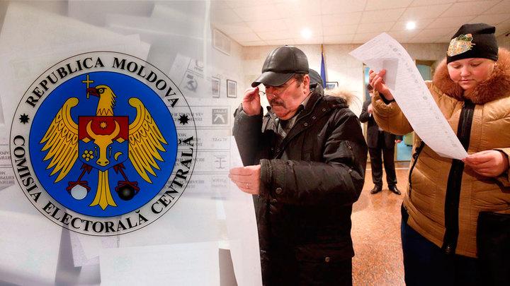 Выборы президента Молдавии 2016: Онлайн-трансляция