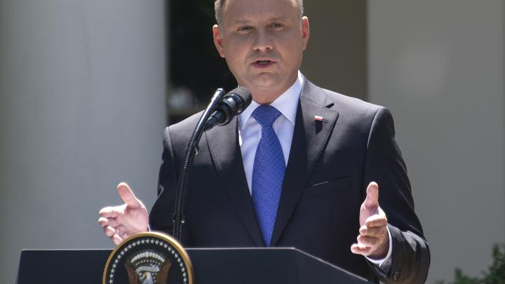 Необъективный Дуда против истории: Польша пытается заставить Россию признать ревизию итогов Второй мировой войны