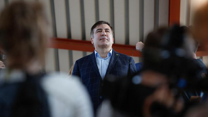 Здесь власть захватили средневековые бандерлоги: Саакашвили выступил с обличительной речью в Одессе