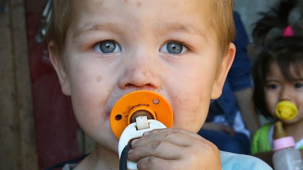 Юрий Пронько: 30% российских детей находятся за порогом нищеты!