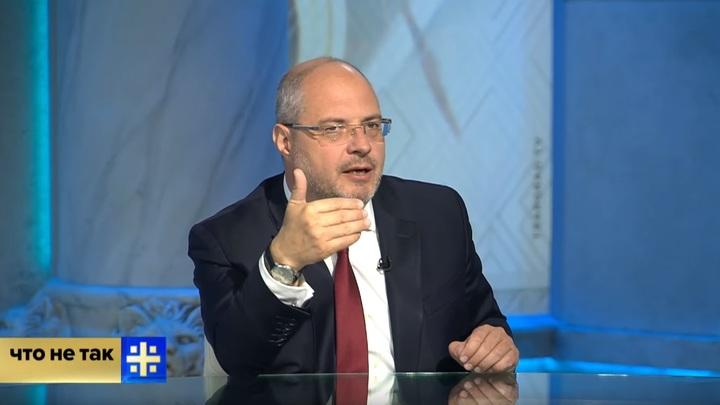 Сергей Гаврилов готов выкупить у Грузии стул раздора и привезти его в Москву для дорогих грузинских гостей