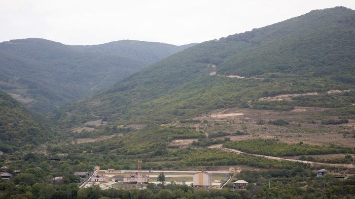 Грузинские беспорядки заставили Абхазию временно закрыть свою границу