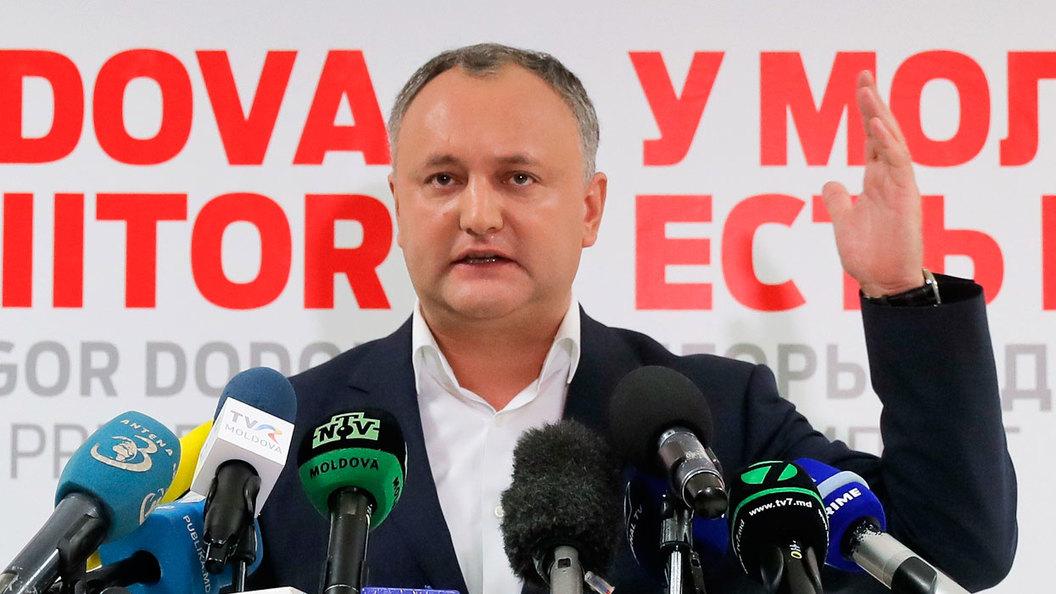 Игорь Додон: Без православия у Молдовы будущего нет