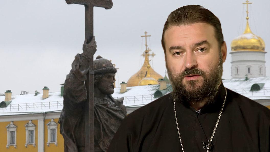 Андрей Ткачев: Памятник Владимиру - это война за смыслы