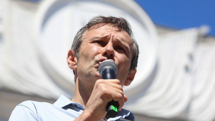 Переговорил с Россией – попал в тюрьму: Рвущийся в Раду Вакарчук пошел ва-банк