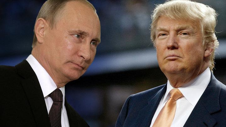 Трамп поддержал широкомасштабную операцию ВКС в Сирии