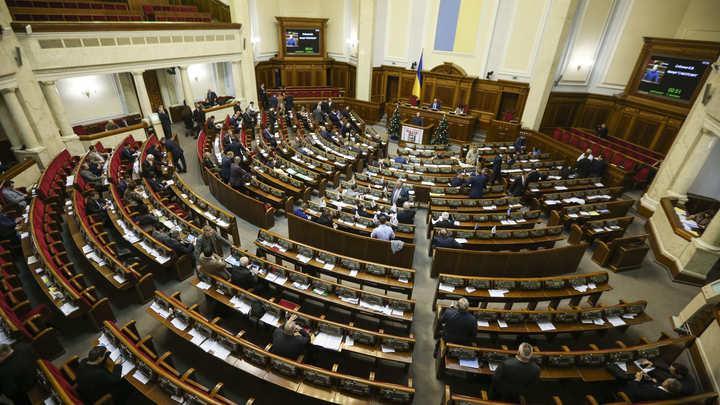 Партия Зеленского подготовит свой законопроект о выборах в Раду
