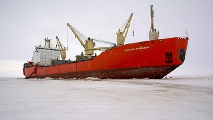 Россия выигрывает у США битву за Арктику уже одними ледоколами - американский профессор
