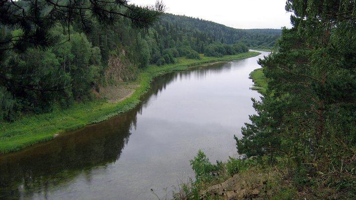 Под воду ушли и родители, и трое детей: В Свердловской области перевернулась лодка с многодетной семьей
