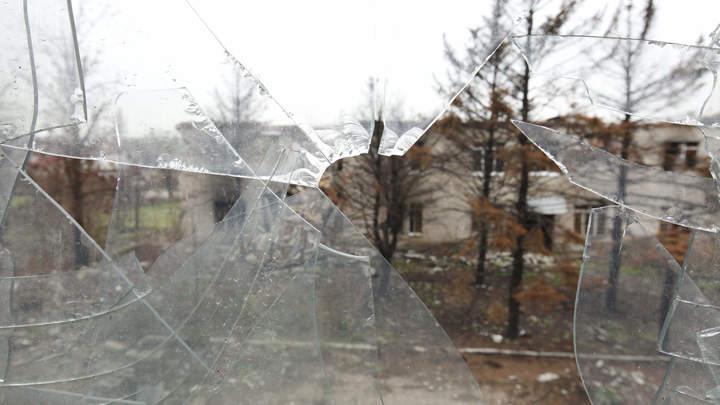 Ополченцев Донбасса расстреляли из гранатомётов и пулемётов - милиция ДНР