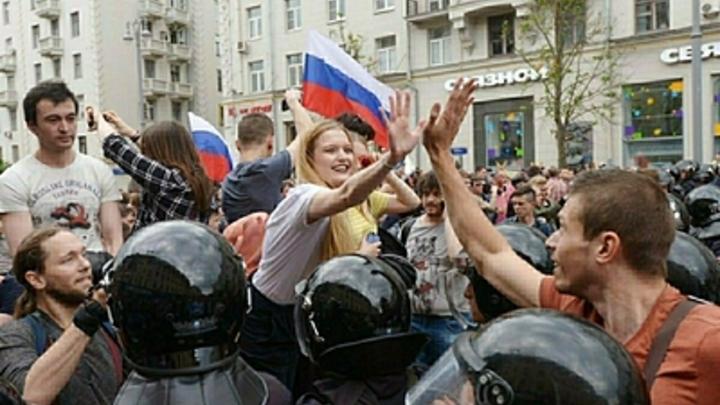 Много вранья, провокации и набросов: Независимый журналист по пунктам объяснила провал митинга в Москве