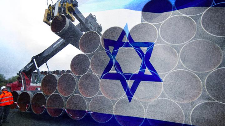 Израильская труба – убийца «Турецкого потока»