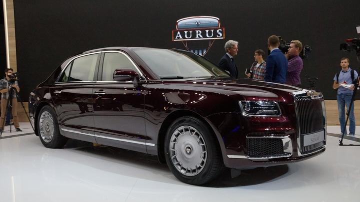 От президентского кортежа - к авиации: Двигателям Aurus нашли новую задачу