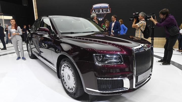 Вслед за С-400 Эрдоган захотел присоединиться к производству российского Aurus