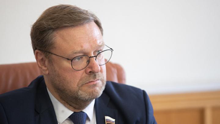 Болгария, ты уже опозорилась. Пора бы окститься - сенатор Косачев об атаке на русофилов