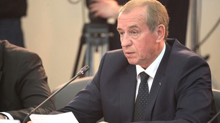 Губернатора Иркутской области, утопившего гуманитарную помощь, ждет отставка - СМИ